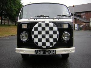 1974 Volkswagen Camper