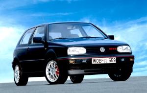 Volkswagen Golf GTi MK3