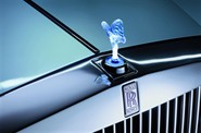 Rolls Royce 120EX Powered by lithium ion batteries