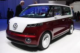 Volkswagen's Bulli Concept at the Geneva Motor Show