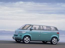 Vw transporter concept 2001