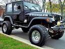 4.0 litre Jeep Wrangler