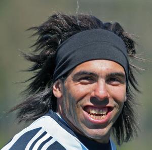 Multi Millionaire - Premiership Footballer Carlos Tevez