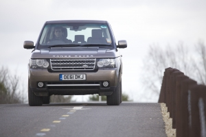 Driving Torque drives Range Rover Autobiography