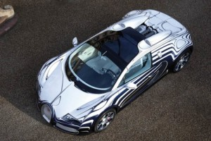 The Bugatti Veyron L'Or Blanc - Highly Exclusive