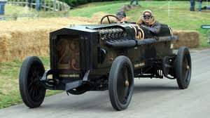47 Litre Brutus competing at Cholmondeley Pageant of Power