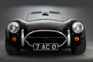 Original 1960's AC Cobra in Black