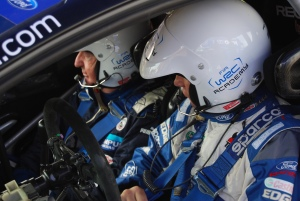 Nick Mason and Petter Solberg in WRC Carfest 4