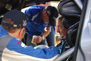 Nick Mason in WRC Carfest 3