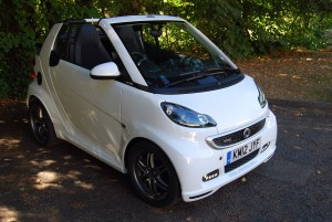 Smart ForTwo Brabus Cabriolet 1