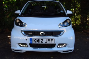 Smart ForTwo Brabus Cabriolet 2