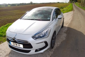 Citroen DS5 NS Three quarter