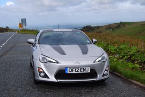Toyota GT86 Silver