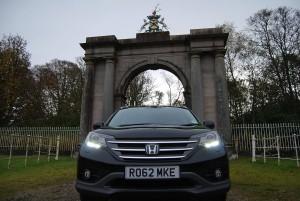 2013 Honda CR-V front