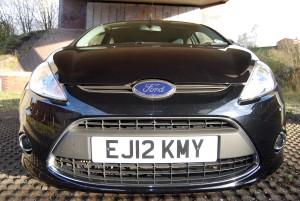2012 Model Fiesta Nose......