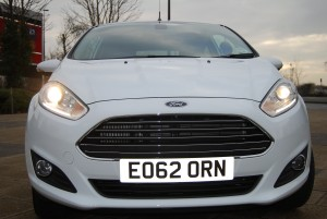 ......and New Fiesta Nose. Some shape-shifting going on.