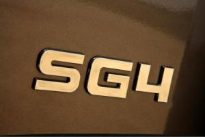 shogun SG4 Badge