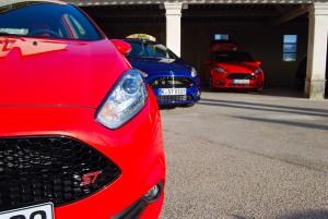 Fiesta ST garage