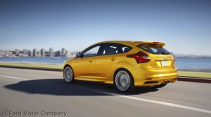 Ford Focus ST2