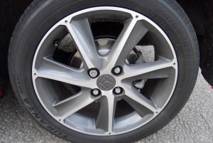 Honda Jazz Si Wheel