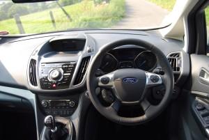 C-MAX Ecoboost interior
