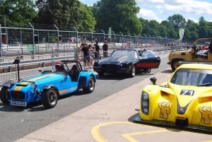 Line up Carfest 2013