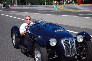 Nick Mason Carfest 2013 2