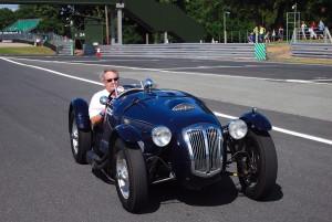 Nick Mason Carfest 2013