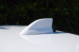 Civic is covered in fins - here's a sharky one.......