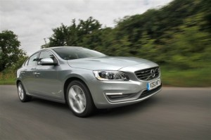 2014 Volvo S60 Front and Side