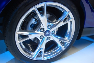 2014 Ford Focus Alloy Wheel