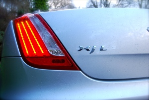 Jaguar XJ Rear lights