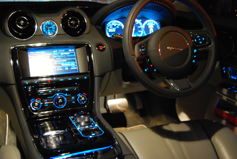 Jaguar driving gloves uk - Jaguar Xj Interior At Night