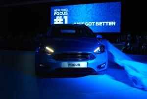 2014 Ford Focus Enveiled