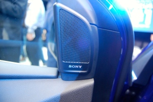 2014 Ford Focus Sony door speaker