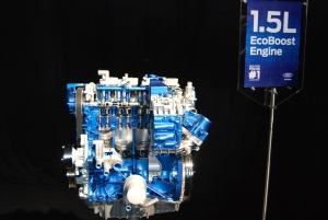 1.5l Ford EcoBoost engine