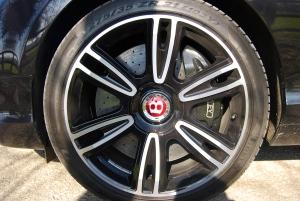 Carbon Ceramic brakes: Squeaky