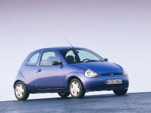 The Mk1 Ford Ka - an icon