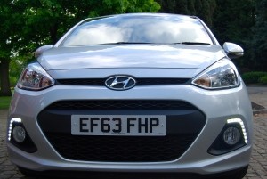 Hyundai i10 front