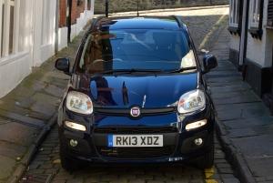 Fiat Panda TwinAir front