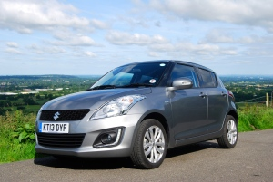 suzuki swift ddis front and side
