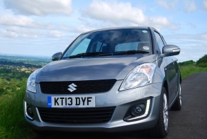suzuki swift ddis front