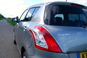 suzuki swift ddis rear light