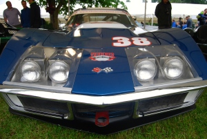 Cholmondeley Corvette