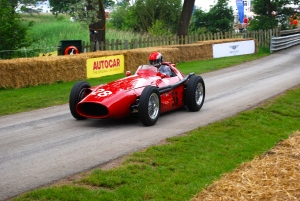 Cholmondeley race car
