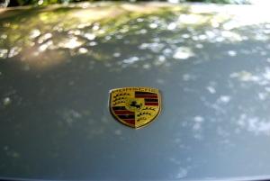 Porsche badge