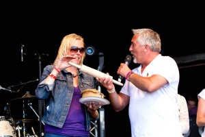 Paul Hollywood states his case in Cakes vs Pies