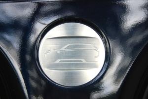 Range Rover Sport HSE logo badge