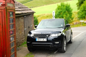 New Range Rover Sport comes with standard phone connectivity