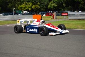 Previous owner: Mr. A Senna
